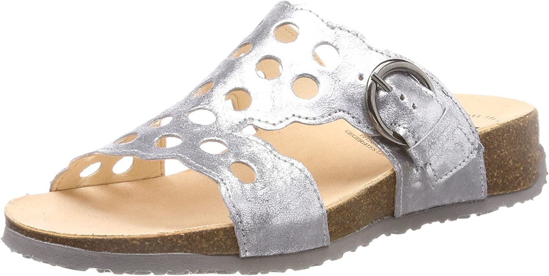 Tänk kvinnor Mizzi 82361 läder Sandals.
