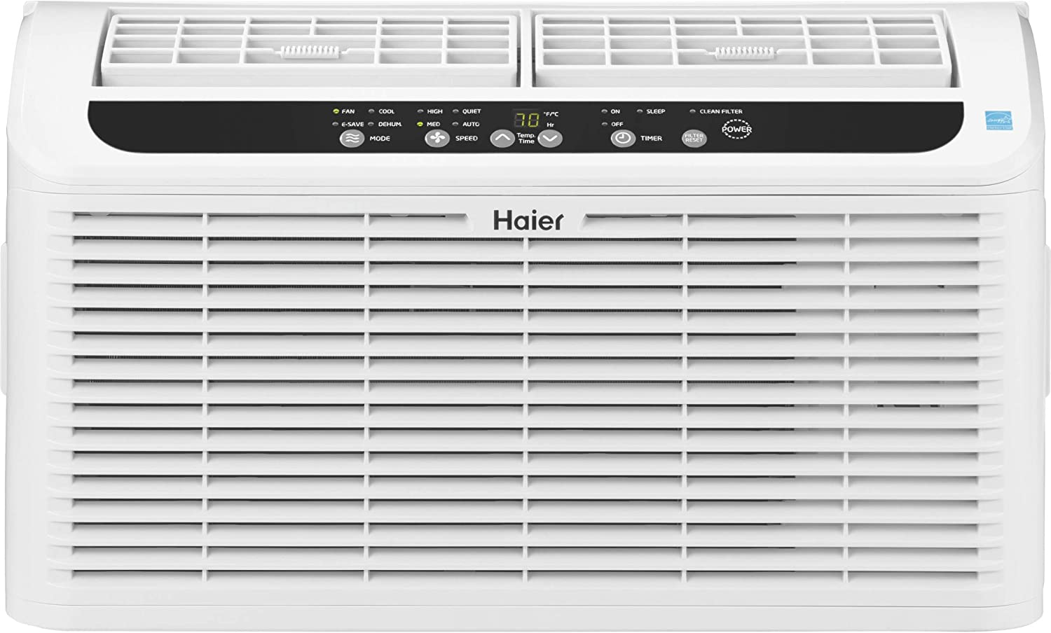 Haier Serenity Series Jacksonville Mall Ultra Bargain sale Quiet 6 200 Small Rooms BTU 11 for