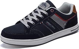 AX BOXING Freizeitschuhe Herren Sneaker Walkingschuhe Mode Schuhe Leichte Sportschuhe Größe 41-46