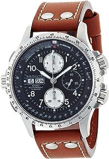 Hamilton - Khaki H77616533 Reloj para hombres Reloj Aeronóautico