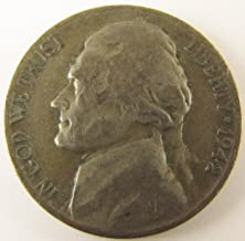 1942 S War Nickel Nickel Extremely Fine