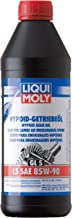 Liqui Moly 1410 Aceite para Engranajes Hipoides, GL5, LS, SAE, 85W-90, 1 L