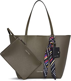Best calvin klein tote bag leather Reviews