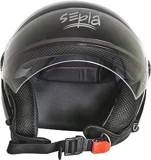 Sepia Comfort Rider with Reflectors (Metallic Black, M)