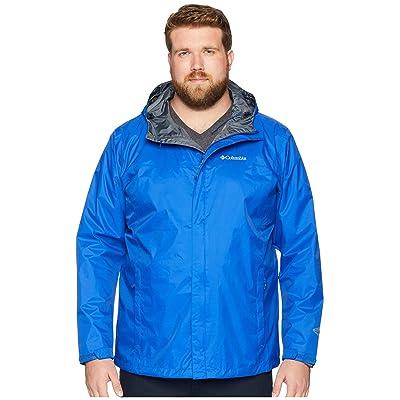 Columbia Big Tall Watertighttm II Jacket (Azul/Graphite) Men