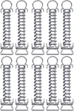 Bargain Brass Poolzilla Pool Safety Cover Stainless Steel Springs - 10 Pack - Universal Fit