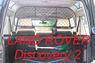 Dog Guard, Pet Barrier Net and Screen RDA65-XXL for Land Rover Discovery 2, for Luggage and pets