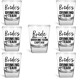 Best bridesmaid shot glasses Reviews