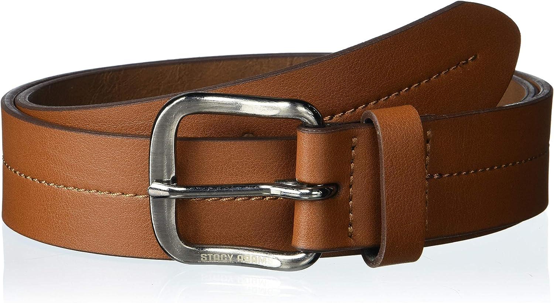 STACY ADAMS Men's McNeal 34mm Belt