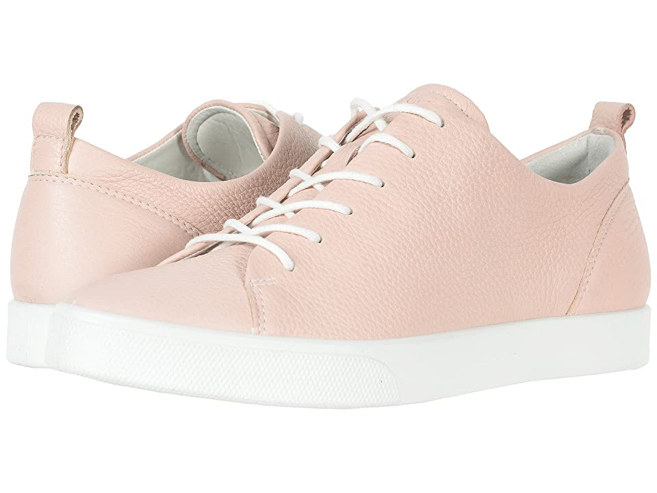 ECCO Gillian Tie (Rose Dust Cow Leather) Women