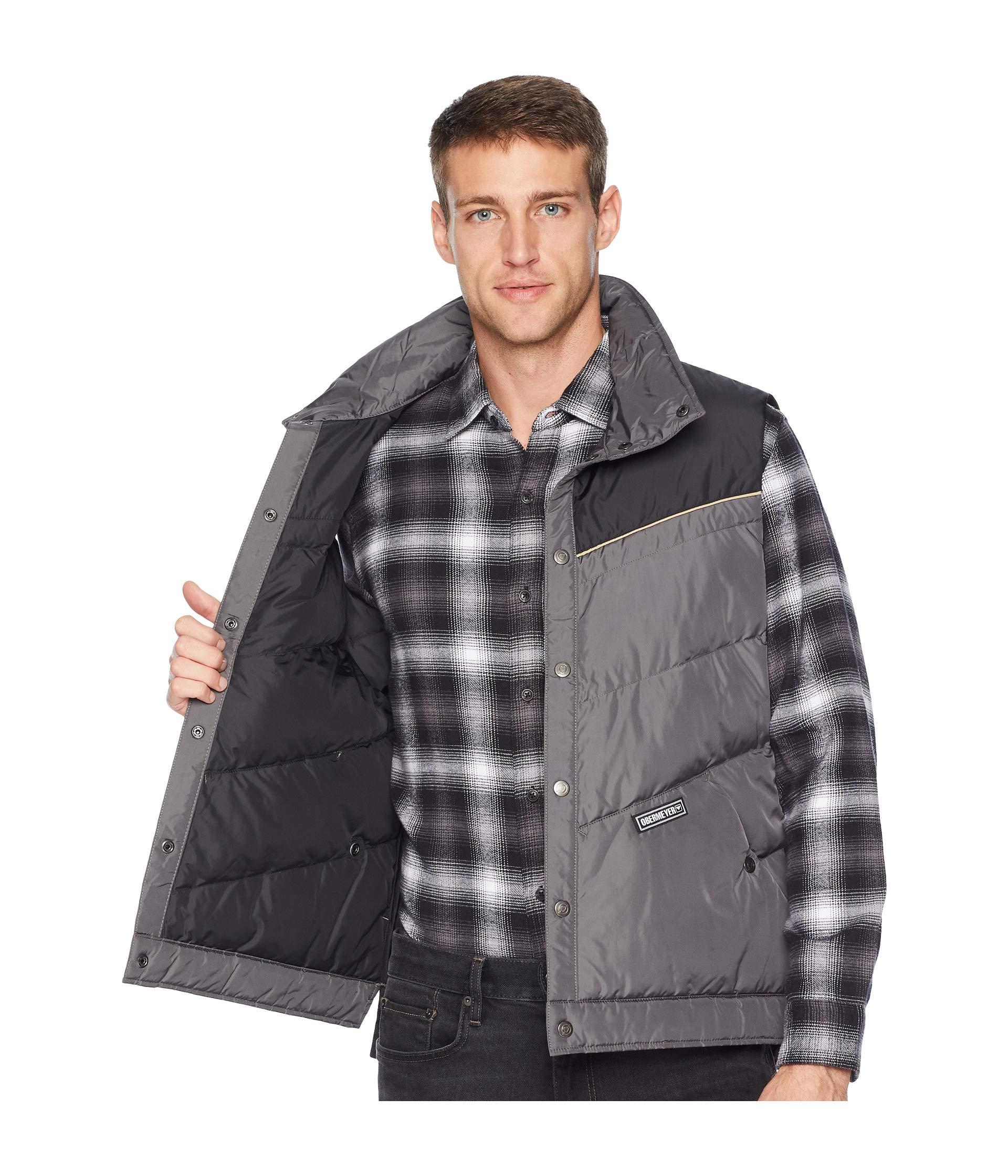 Down Matter Obermeyer Grey Carson Vest 1xqB6p