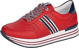 Remonte Femme Chaussures Basses D1305, Dame Bas,Semelle intérieure Amovible
