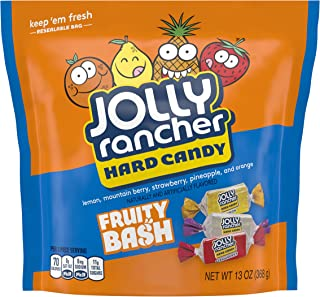 Jolly Rancher Hard Candy, Fruity Bash, 13 oz (6 Pack)