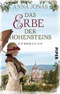 Das Erbe der Hohensteins: Roman (Hotel Hohenstein 2) (German Edition)