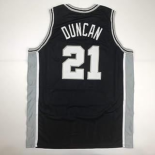 San Antonio Spurs Duncan Jersey