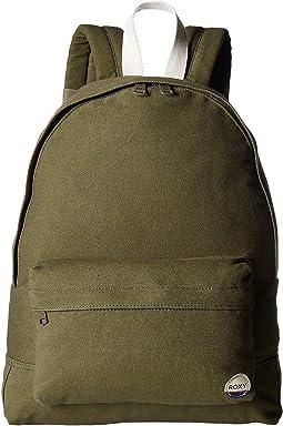 Roxy Sugar Baby Canvas Solid Backpack