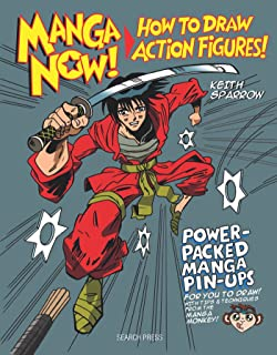 Manga Now!: How to Draw Action Figures