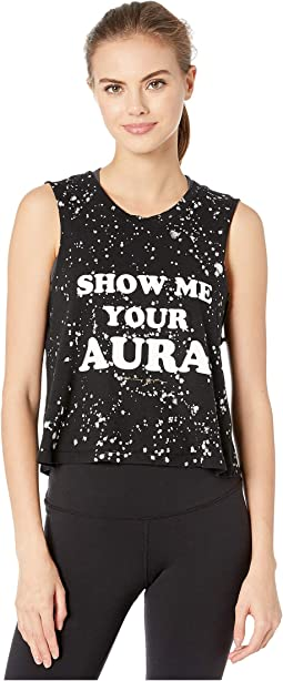 Aura Speckle Bleach Dye