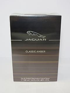 Classic Amber by Jaguar - perfume for men - Eau de Toilette, 100ml