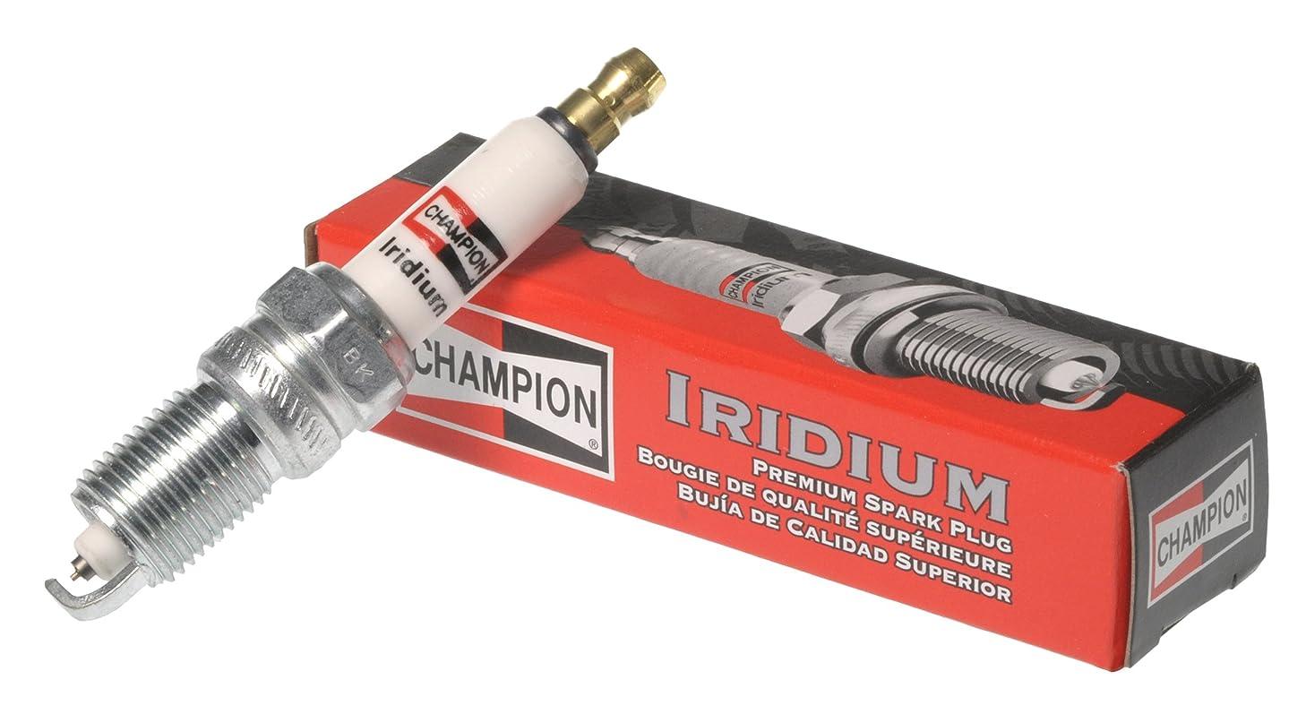 Champion KC8WYPB4 (9805) Iridium Spark Plug, Pack of 1