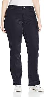 Dickies Girl Junior's Plus Size Worker Bootcut Pant