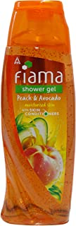 Fiama Mild Dew Shower Gel, Peach & Avocado, 250ml