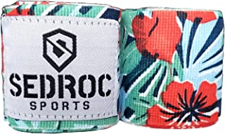 "Sedroc Boxing Mexican Style Hand Wraps - 180"" - Hawaiian"