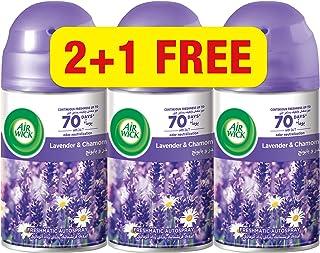 Air Wick Air Freshener Freshmatic Refill Lavender 250ml Triple Pack