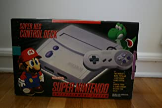 Super Nintendo Entertainment System NES Cntrl Deck