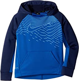 Nike Kids - Dri-FIT French Terry Pullover Hoodie (Little Kids)