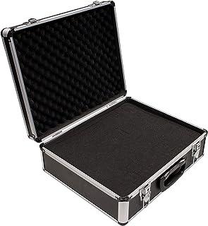 comprar comparacion PeakTech 7305 – Estuche universal para dispositivos de medición, robusto, almacenamiento de herramientas, relleno de espum...