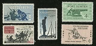 civil war centennial fort sumter stamp