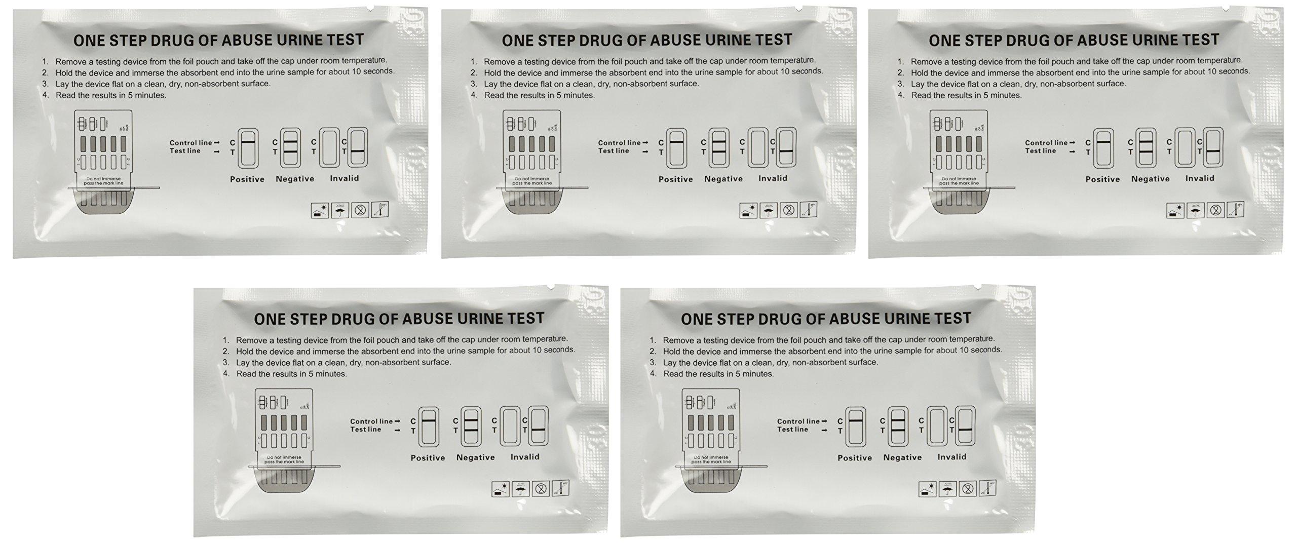 Home Drug Test Individually Amphetamine