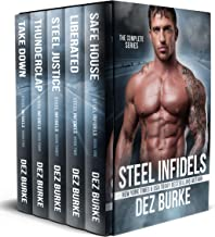 Steel Infidels Complete Series Box Set (MC Romance Volumes 1-5): Motorcycle Club Romance Series