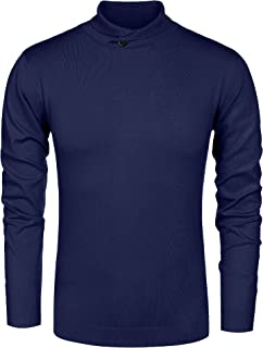Men's Fashion Pullover Casual Slim Fit Sweater Knitted Pullover Jumper