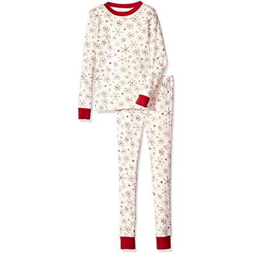 d35ae92a0d Burt s Bees Baby Unisex Big Kid Pajamas