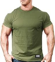 Monsta Gym Wear Classic Workout T-Shirt Black