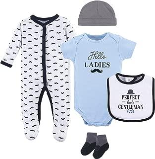 Hudson Baby Baby Girls' Multi Piece Clothing Set