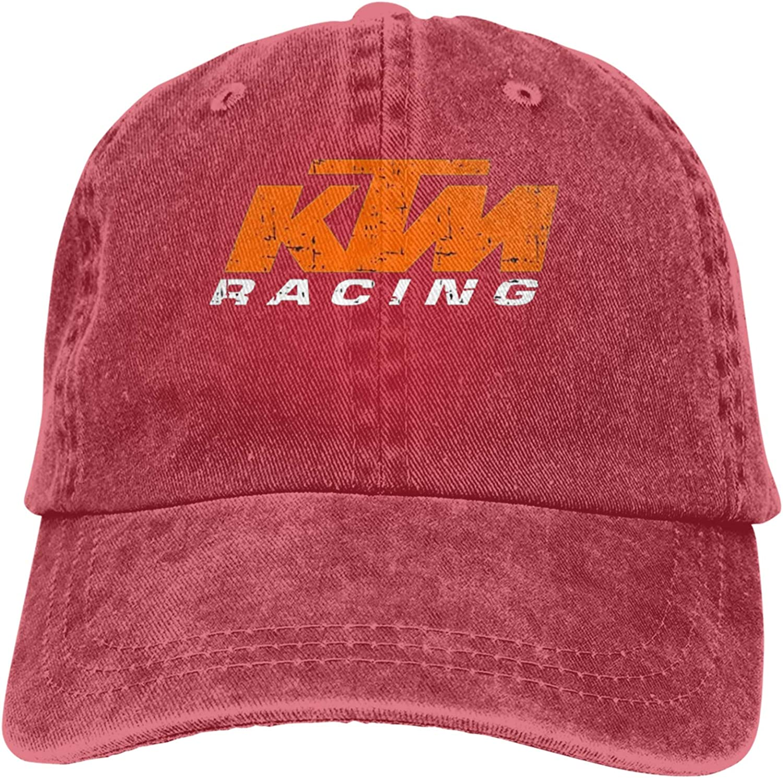 K-Tm Bike Racing Summer Fashion Unisex Outdoor Cowboy Hat