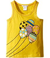 Little Marc Jacobs - Jersey Tank Top with Balloons Or Beach Supplies (Toddler/Little Kids)