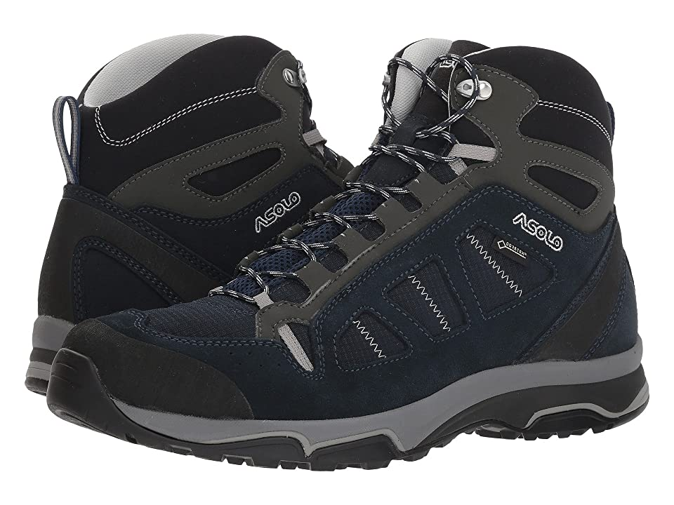 Asolo Megaton Mid GV MM (Blueberry/Night Blue) Men
