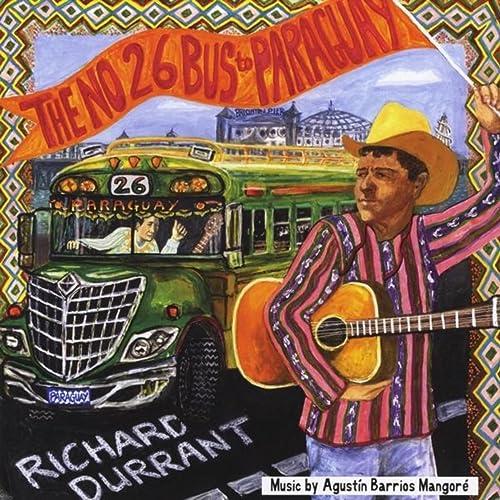 The Number 26 Bus to Paraguay de Richard Durrant en Amazon ...