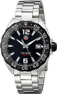 TAG Heuer - WAZ1110.BA0875 - Reloj, Correa de Acero Inoxidable Color Plateado