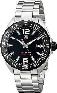WAZ1110.BA0875 - Reloj, Correa de Acero Inoxidable Color Plateado