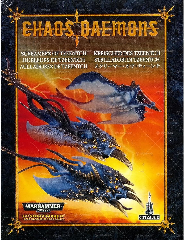 Chaos Daemons Screamers of Tzeentch