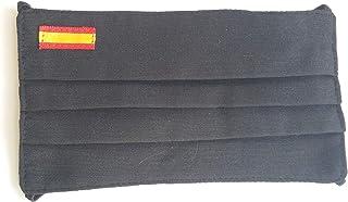 Pack 2 mujer negro bandera de España