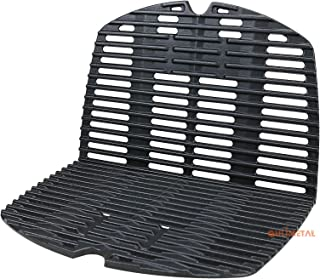 QuliMetal 7645 Cooking Grates for Weber Q200, Q220, Q2000 Series, Q2400 Gas Grill