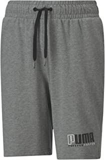 PUMA boys Alpha Jersey Shorts