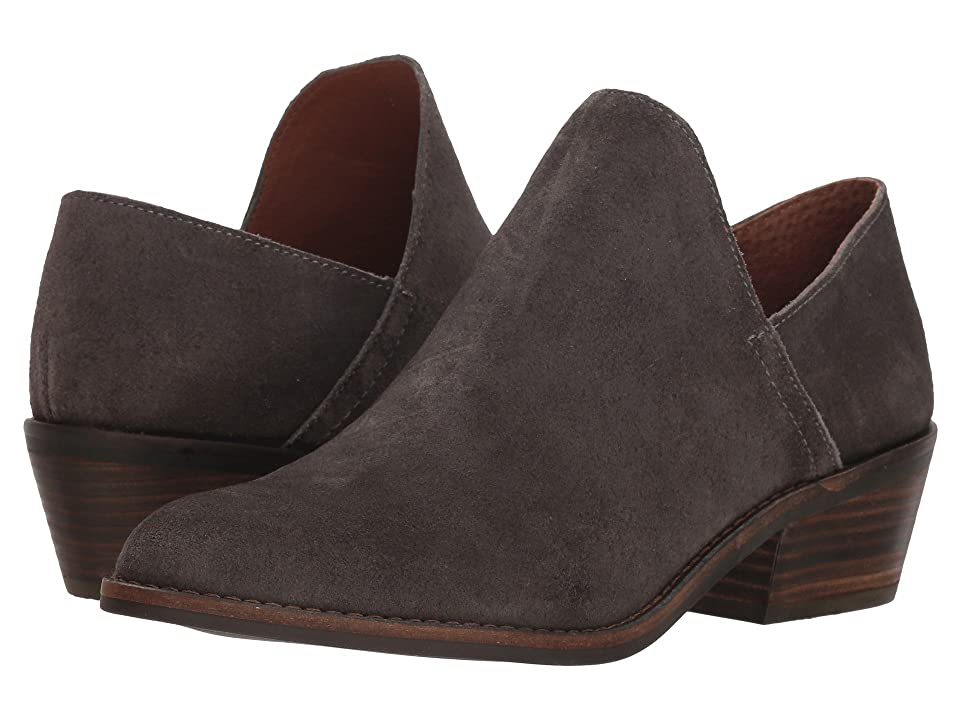 Lucky Brand Fausst (Periscope Willow Wax Leather) Women