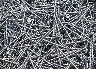 3000 Phillips Bugle Head 6 x 2-1//4 Coarse Drywall Wood Screw Plain Black BULK